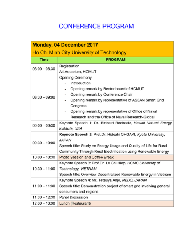 20171128 Program and Presentation Schedule 002