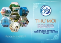 Invitation to participate in the 60th anniversary of HCMUT